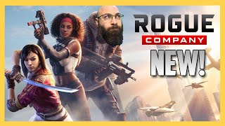 NEW! Rogue Company - whoa this is fun!