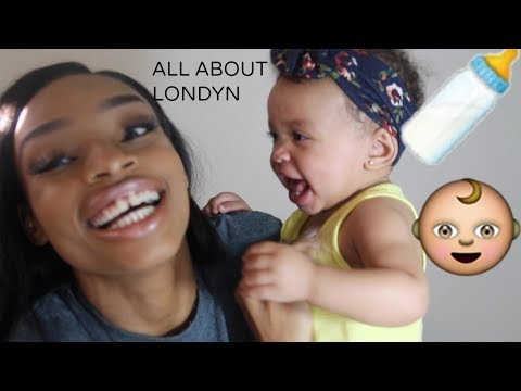 A Little About My Youngest! Baby Londyn!