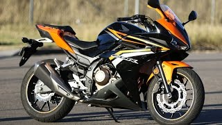 DUAL VLOG: Permis A2 Test des Honda CBR500r et CB500x 2017!!!