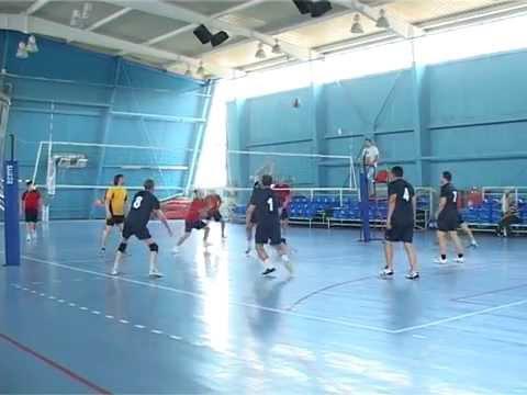 Волейбольная четвёрка