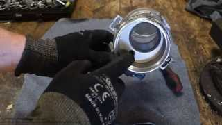 How to clean Ford Zetec engine air flow sensor. Years 1995 to 2010.