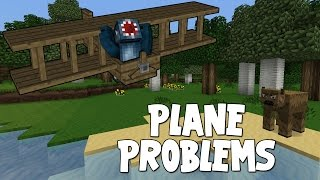 minecraft attack of the b team plane problems 44