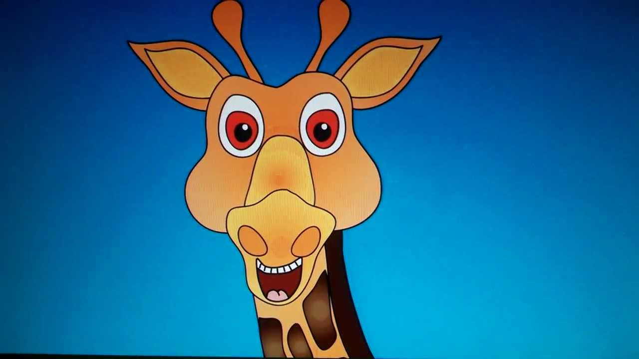 This Is the Sound a Giraffe Makes