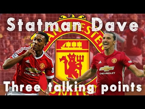 MANCHESTER UNITED ARE BETTER WITHOUT ZLATAN IBRAHIMOVIC | BURNLEY 0 - 2 MANCHESTER UNITED
