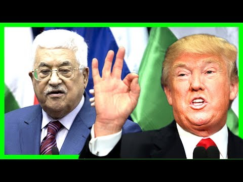 FULL DAY: President Donald Trump Palestine Speech, Bethlehem, Welcome Ceremony W/ President Abbas