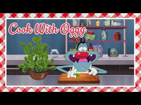 Oggy's Tips 'n' Tricks ???? How to cook with Oggy #COMPILATION
