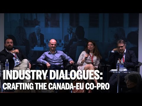 INDUSTRY DIALOGUES | Crafting the Canada-EU Co-Pro | TIFF Industry 2014