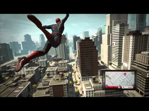 Обзор на игру The Amazing Spider Man.