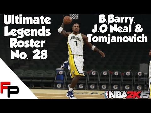 NBA2K15 - Brent Barry, Prime Jermaine O