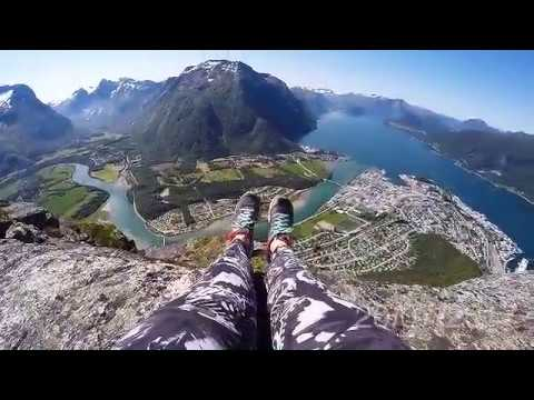 Andalsnes Hike, Norway