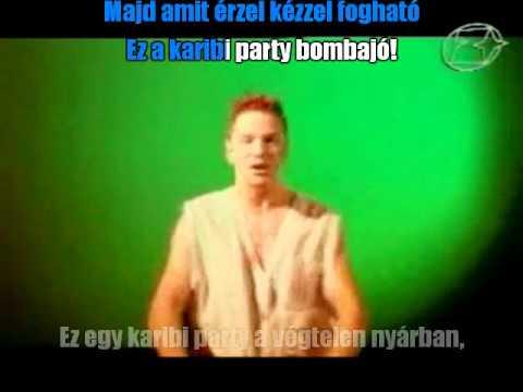 Magyar karaoke-Ufo-Karibi party