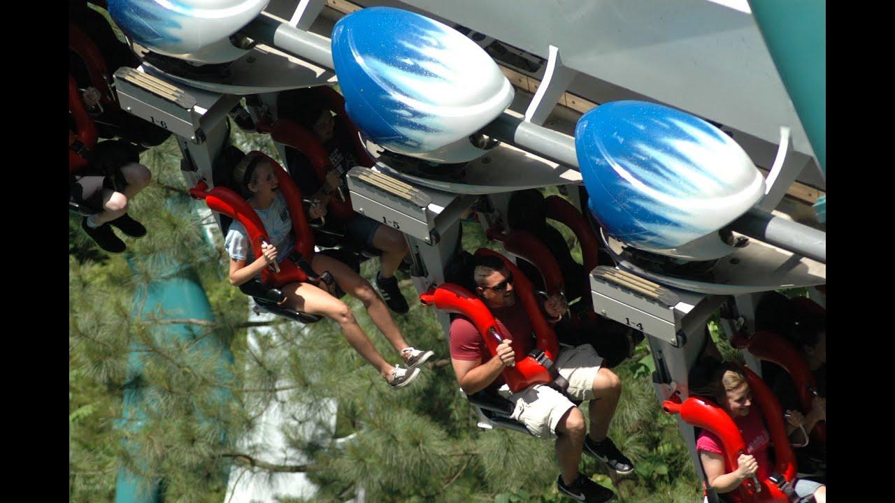 Image Result For Busch Gardens Alpengeist Youtube