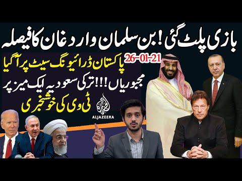 Pakistan on Driving Seat as Saudi Crown Prince MBS & Erdogan to Join Hands Analysis by Shahabuddin
