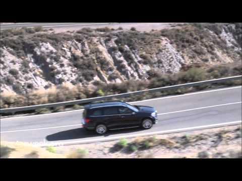 First Impressions: 2013 Mercedes-Benz GL-Class