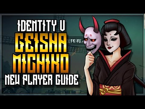 Identity V NEW Player Guide | Hunter Geisha Michiko and Lakeview Village