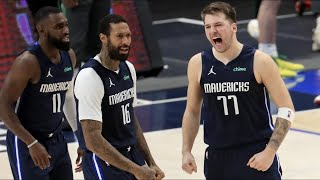 Luka Doncic Game Winner 0.1 Left vs Celtics! 2020-21 NBA Season