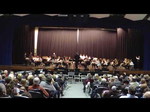 Wissahickon Middle School Wind Ensemble: Bravura