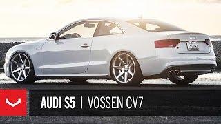 Audi S5 on 20
