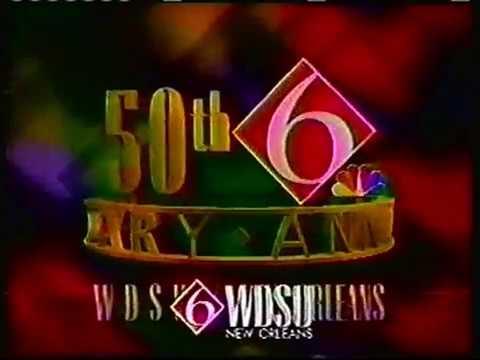 WDSU New Orleans - 50 Golden Years (1998)