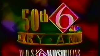 WDSU New Orleans - 50 Golden Years (1998)