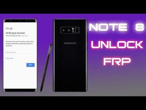 Universal Samsung Frp Bypass Method for Android 7 0 (2018)