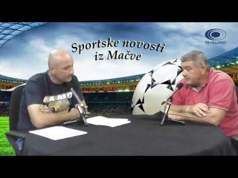 Sportske novosti iz Mačve-Radio Nešvil 19.09.2016