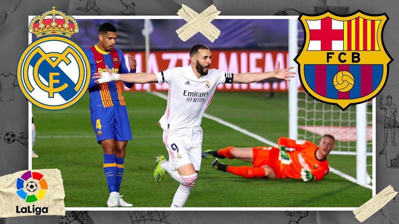 Download Real Madrid vs Barcelona | LALIGA HIGHLIGHTS | 4/10/2021 | beIN SPORTS USA