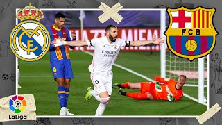 Real Madrid vs Barcelona | LALIGA HIGHLIGHTS | 4/10/2021 | beIN SPORTS USA