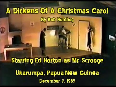 A Dickens Of A Christmas Carol by Bob Humbug