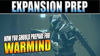 Destiny 2 | How You Can Prepare for DLC 2: Warmind - Tips & Tricks for Power Level Grinding