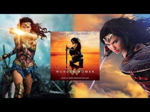 11. Hell Hath No Fury | Wonder Woman: Original Motion Picture Soundtrack