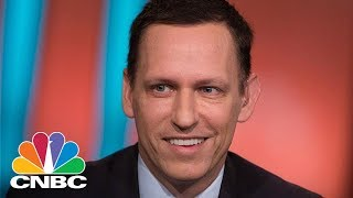 connectYoutube - Tech Investor Peter Thiel Speaks At Economic Club Of New York - Thursday March 15, 2018 | CNBC