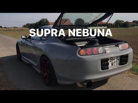 #105 Car vLog - SUPRA NEBUNA ARE BASS si FACE DRIFT