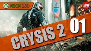 Crysis 2 Gameplay | Parte 1 ITA