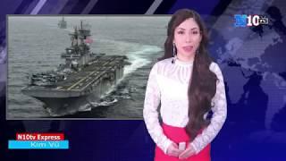 25-6-2019 :Mỹ đưa nhóm tàu chiến chở hàng ngàn lính ,và máy bay áp sát Iran.