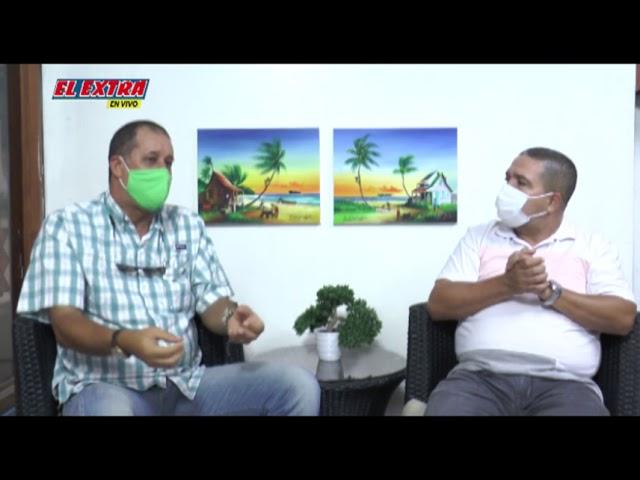 Directo con Edgar Villarreal, Julio Garcia empresario Hotelero de la isla.