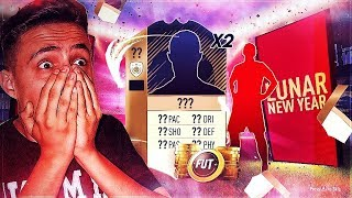 KÉT ICONT NYITOTTAM!! | FIFA 18 - Lunar Pack Opening