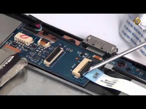 Acer Iconia Tab A500 - как разобрать планшет и из чего состоит