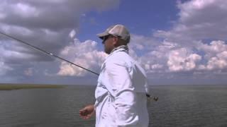 Galveston Redfish Fishing, Shallowist Capt. Steve Soule