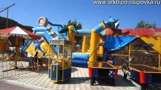 Архипо-Осиповка. Рынок, дельфинарий,развлечения(, 2013-04-14T14:24:35.000Z)