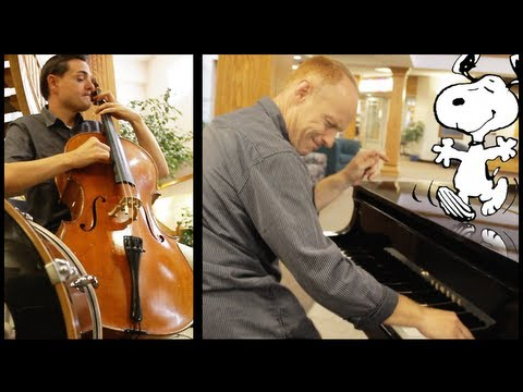 Charlie Brown Medley  The Piano Guys
