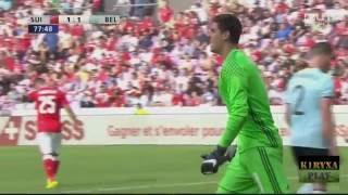 швейцария - Бельгия 1-2  Товарищеский матч  Обзор матча