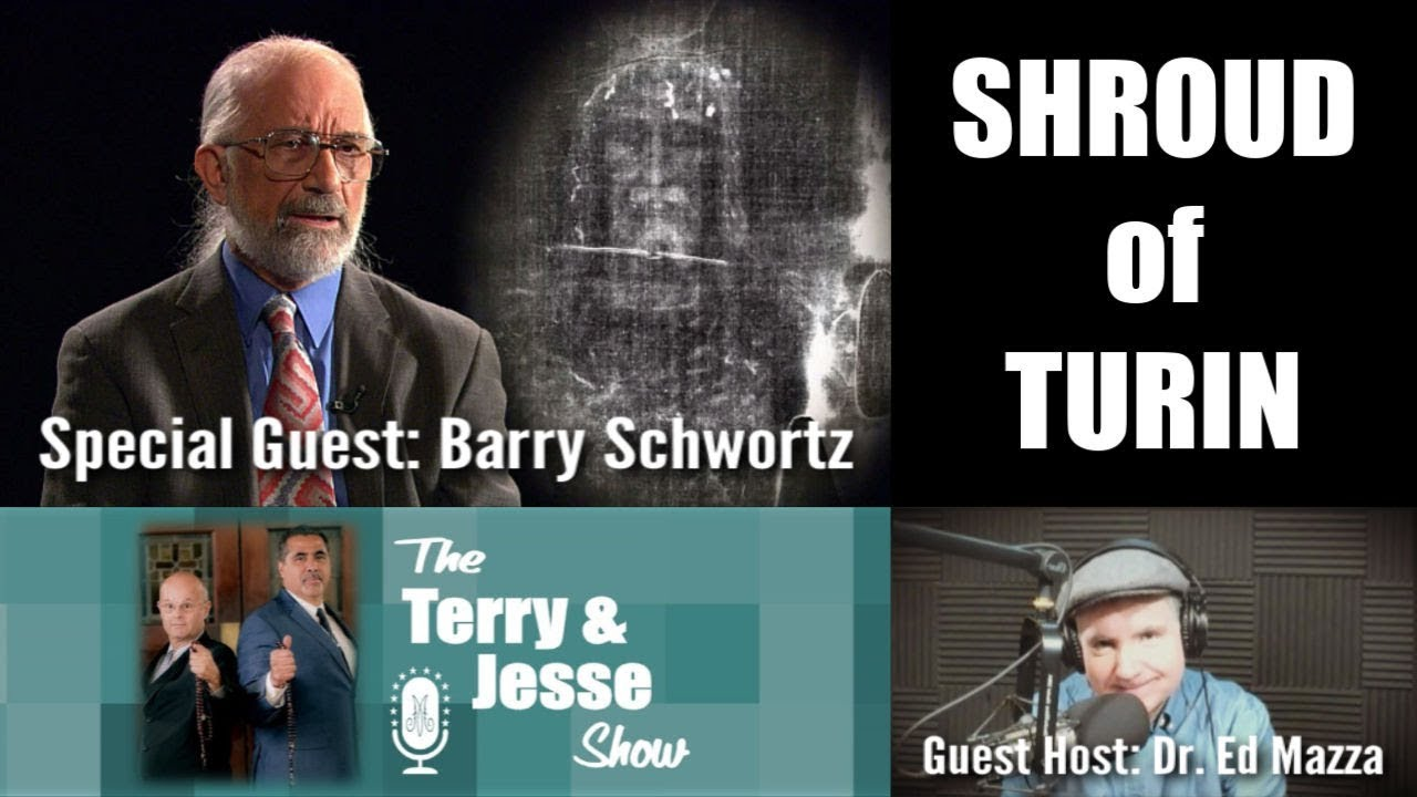 10 Apr 2019 Shroud of Turin - Guest Barrie Schwortz