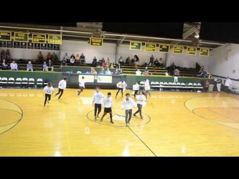 Break Dance Showcase For Basketball Game (NGB) (Rabun Gap Nacoochee School)