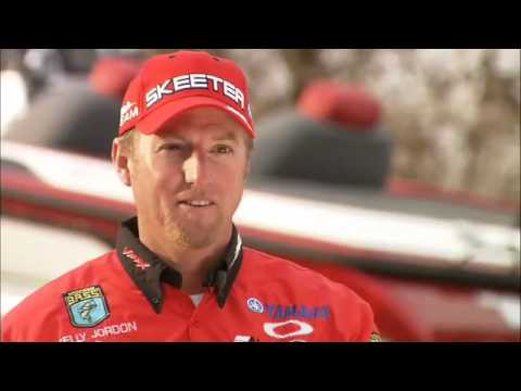 Kelly Jordan talks about the Skeeter FX Series