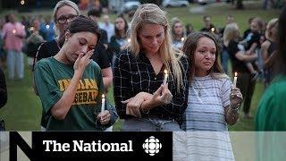 Texas school shooting prompts gun debate