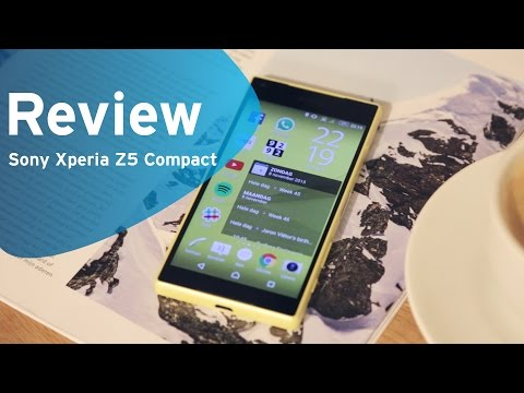 Sony Xperia Z5 Compact review (Dutch)