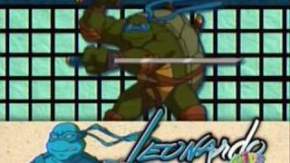tmnt all theme songs only 2003