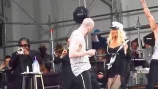 Christina Aguilera - Candyman New Orleans Jazz Festival 2014
