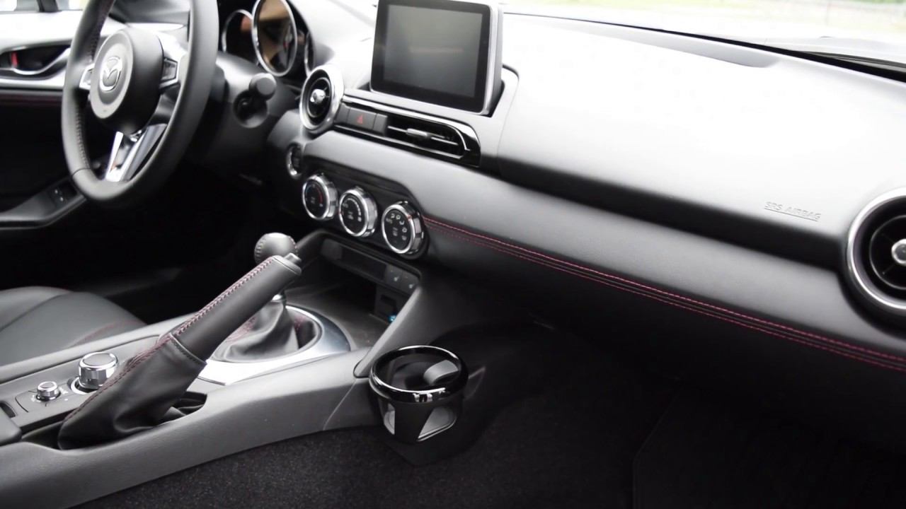 Mazda MX-5 ND Quirks and Features